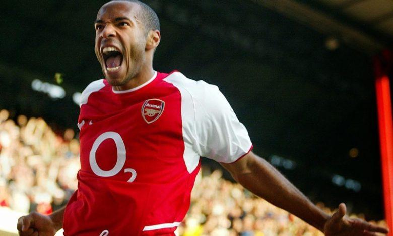 tiểu sử cầu thủ Thierry Henry