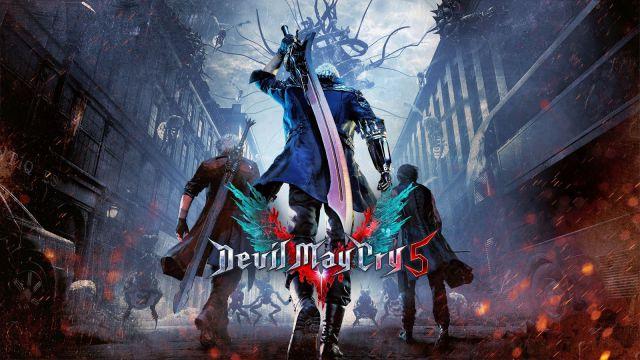 Tải Game Devil May Cry 5 Việt Hóa – Nhập vai siêu đỉnh!