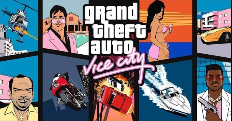 Download GTA Vice City Full Offline Cho PC – Bản Việt Hóa