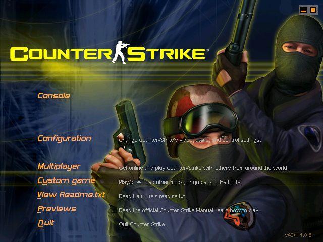 Download Half Life – Counter Strike 1.3 Full Key Link Fshare